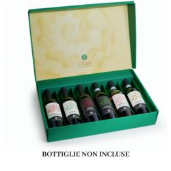 Confezione in cartone da 6 bottiglie